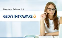 CRM GEDYS IntraWare 8.3