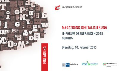 IT-Forum Oberfranken 2015
