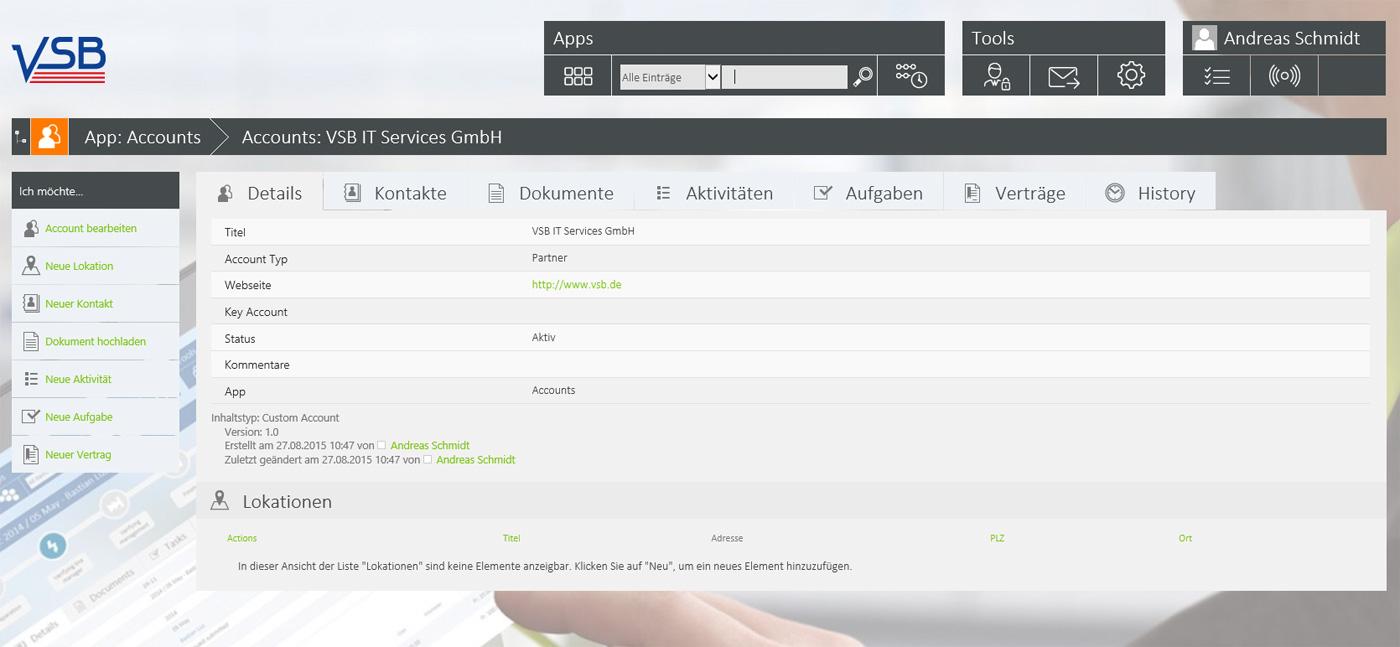 SharePoint-Formulare erstellen - Eine Übersicht - VSB
